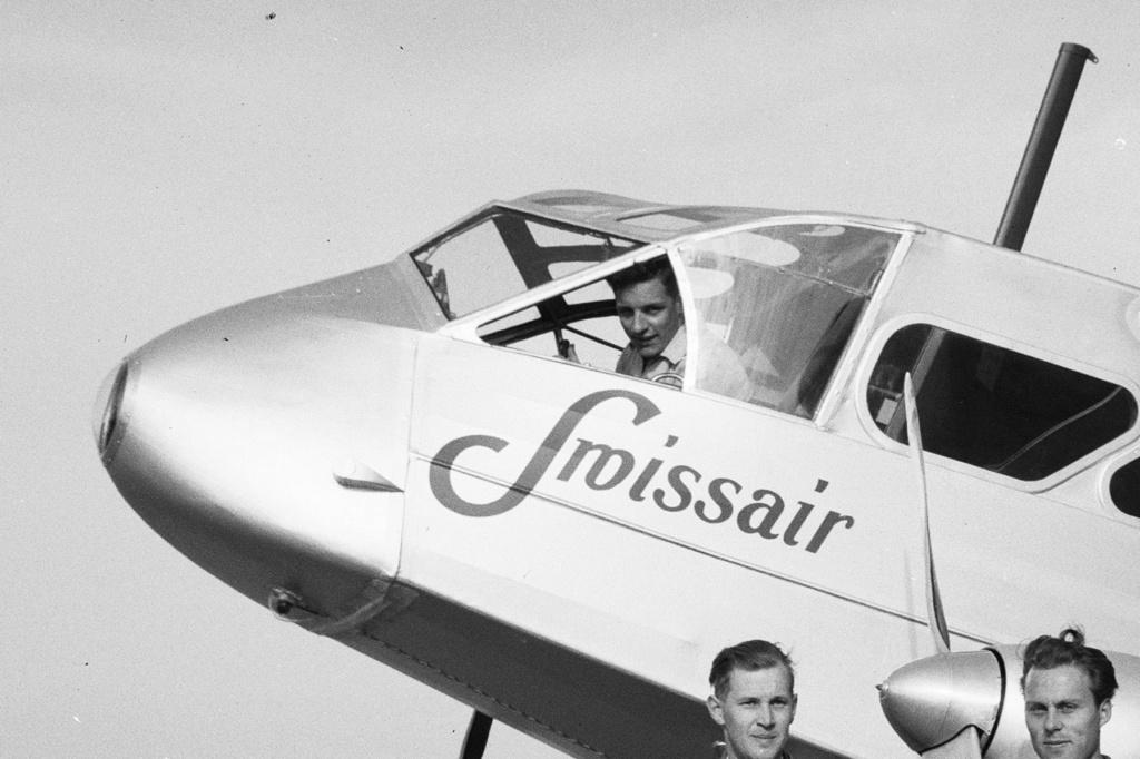 DH-89 Dragon Rapide - Swissair - Kit Heller 1/72 - Page 3 Lbs_sr42