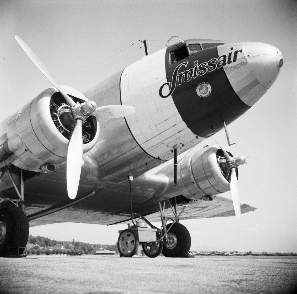 "[CONCOURS ""Ca brille""] DC-3 Swissair 1937 - ITALERI- 1/72 - Page 6 Lbs_sr57"