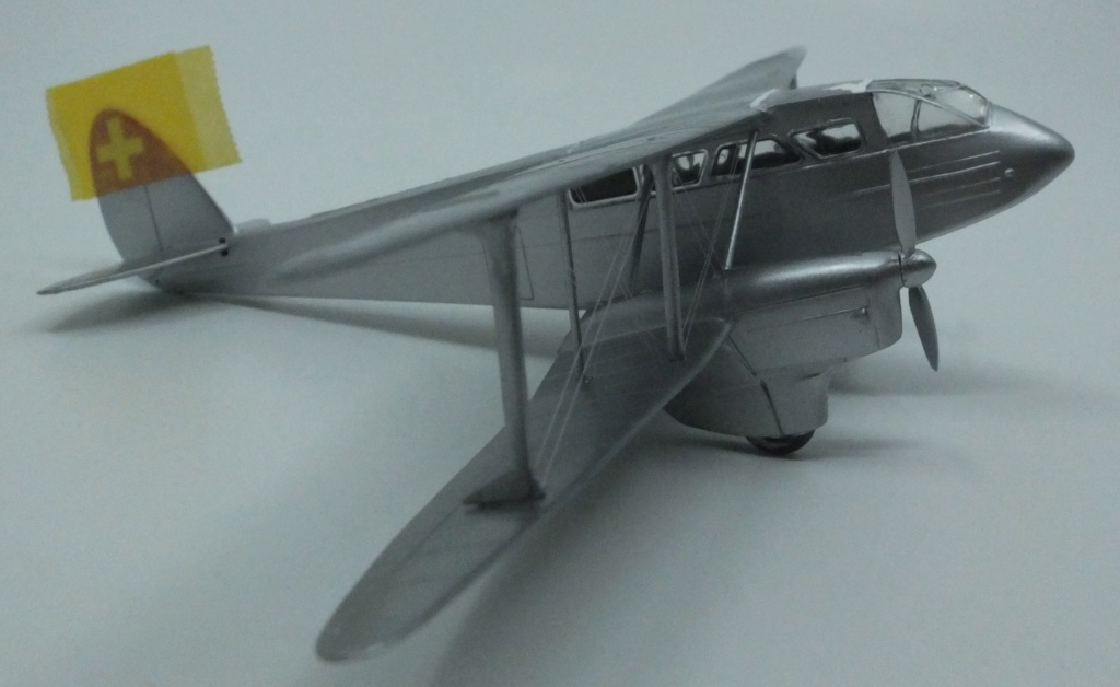 DH-89 Dragon Rapide - Swissair - Kit Heller 1/72 - Page 3 S0051411
