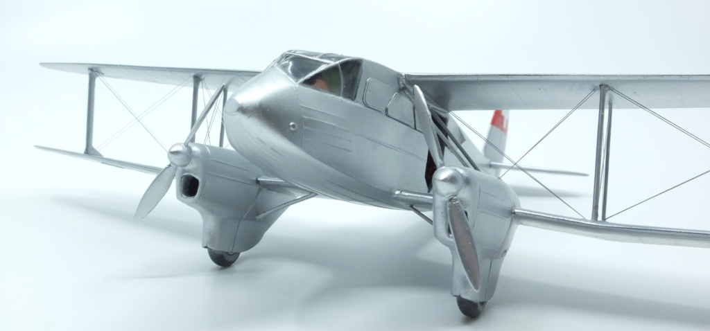 DH-89 Dragon Rapide - Swissair - Kit Heller 1/72 - Page 3 S0051510