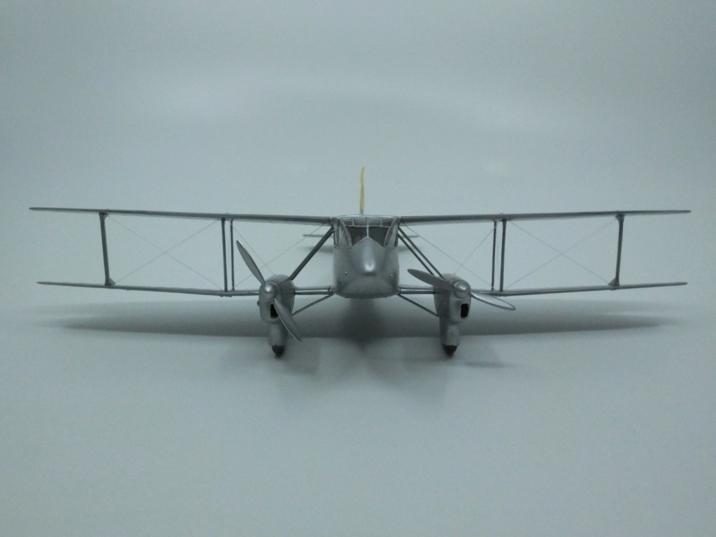DH-89 Dragon Rapide - Swissair - Kit Heller 1/72 - Page 3 S0061410