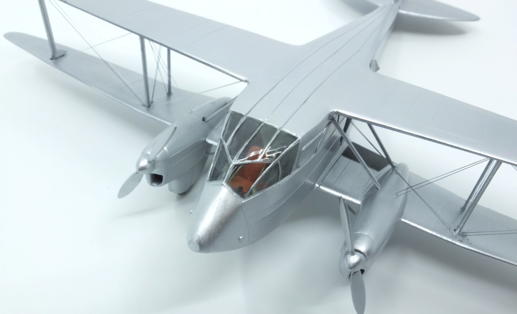 DH-89 Dragon Rapide - Swissair - Kit Heller 1/72 - Page 3 S0061510