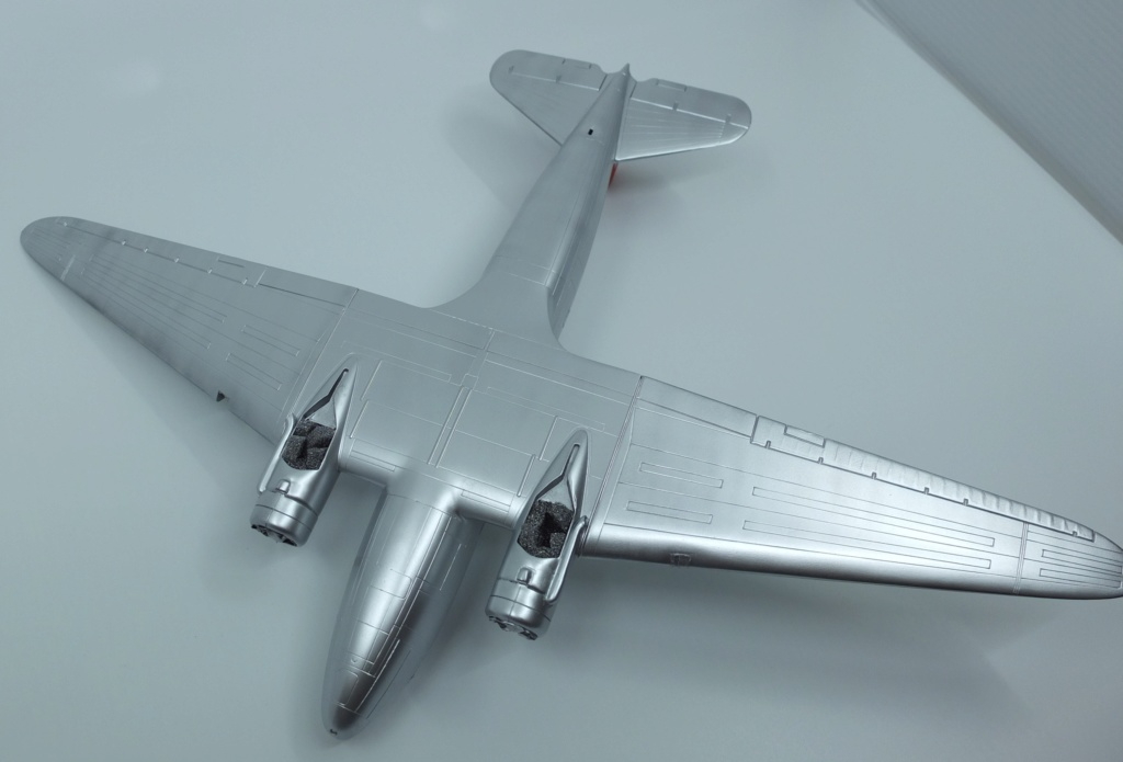 "[CONCOURS ""Ca brille""] DC-3 Swissair 1937 - ITALERI- 1/72 - Page 7 S0061711"