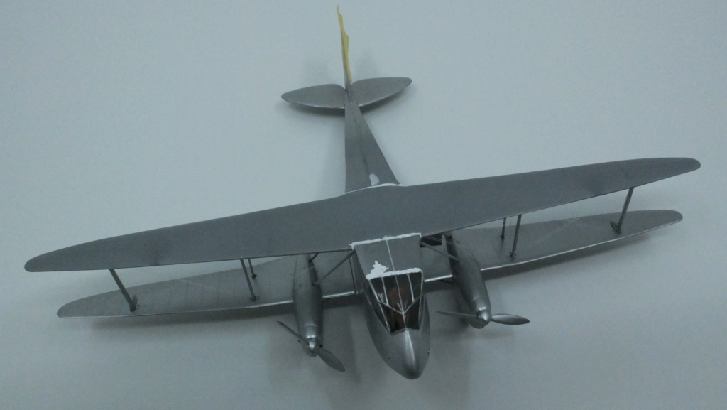DH-89 Dragon Rapide - Swissair - Kit Heller 1/72 - Page 3 S0071410