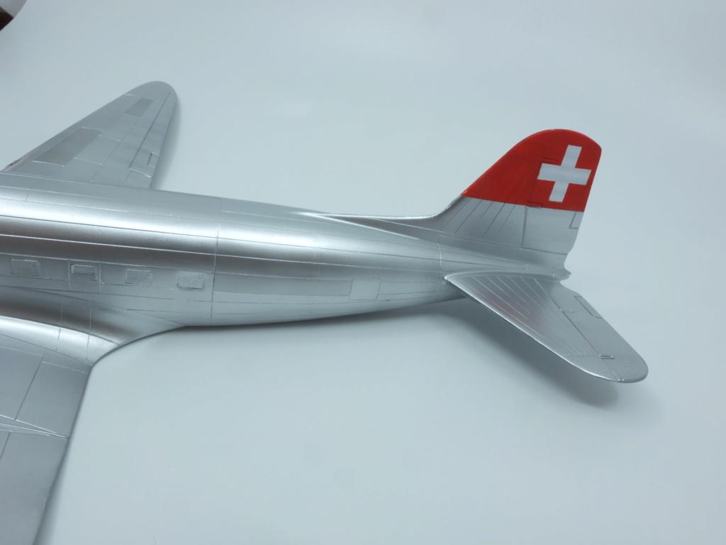 "[CONCOURS ""Ca brille""] DC-3 Swissair 1937 - ITALERI- 1/72 - Page 7 S0091711"