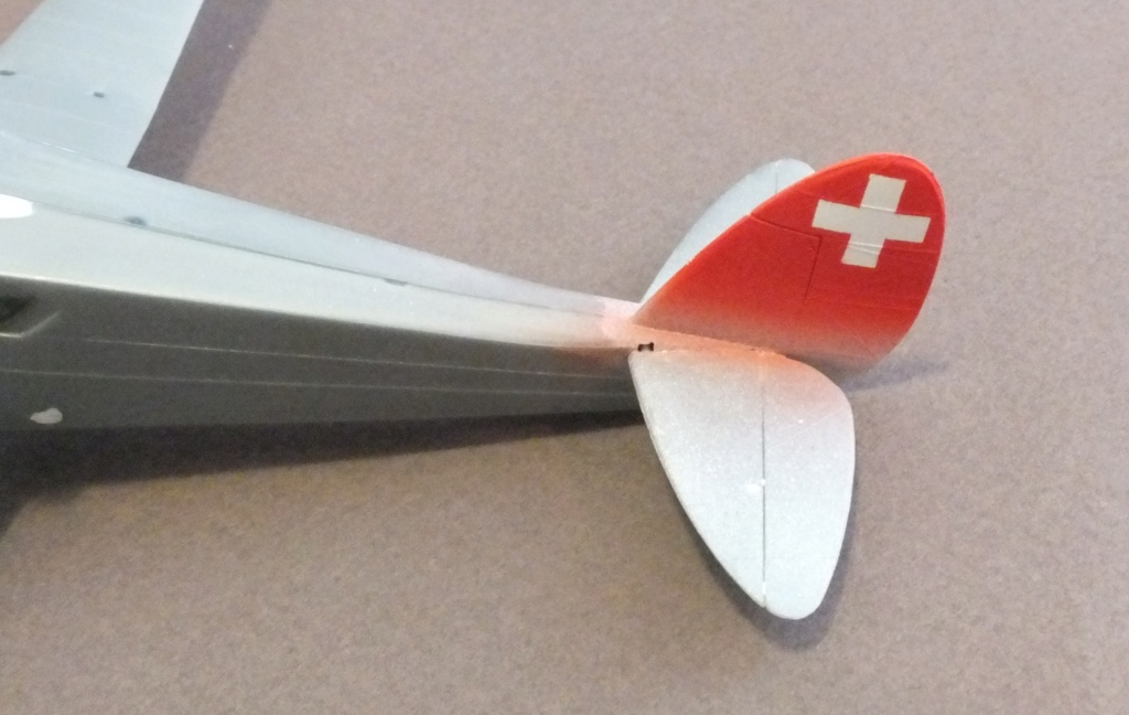 DH-89 Dragon Rapide - Swissair - Kit Heller 1/72 - Page 3 S0131410