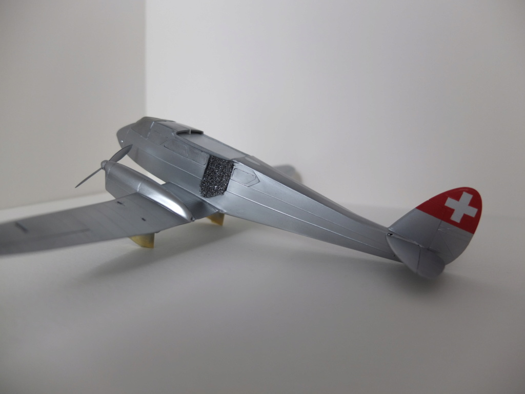 DH-89 Dragon Rapide - Swissair - Kit Heller 1/72 - Page 3 S0231410