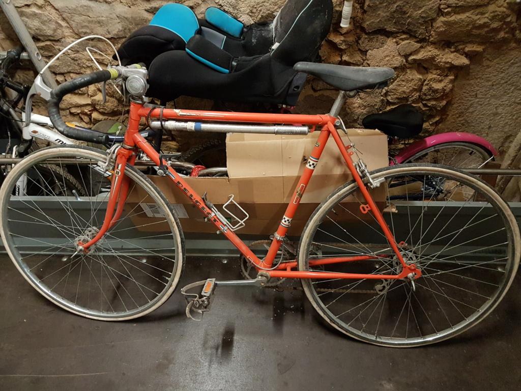 Mon Peugeot orange !  20190210