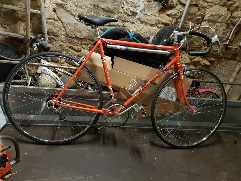 Mon Peugeot orange !  20190213