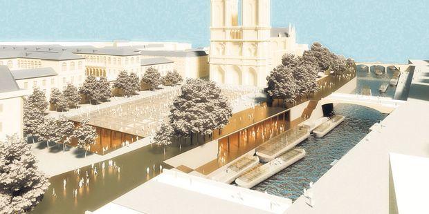 L'incendie de la Cathédrale Notre Dame de Paris Théorie du complot MAIS à qui profite le crime...... A-pari10