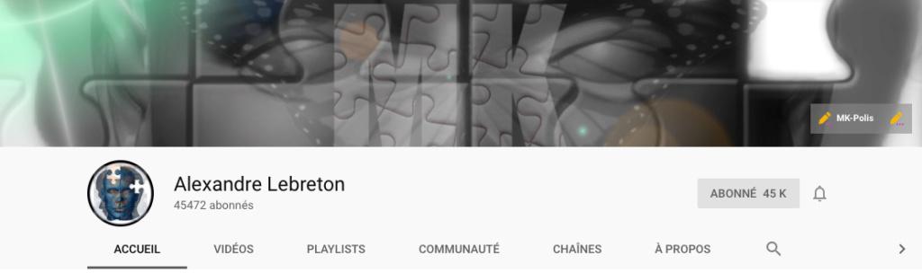 Lanceurs d'alerte ou chercheurs de vérité quelques chaines YouTube Alexan10