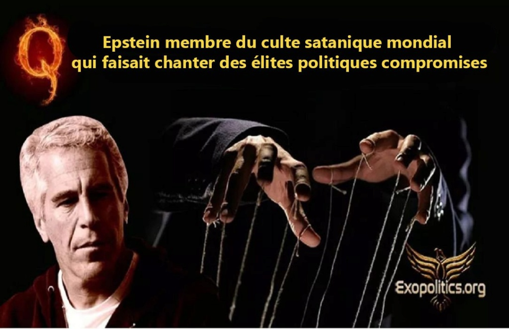 Jeffrey EPSTEIN Pédo-criminel - Maitre chanteur de certaines élites en utilisant les déviances pédophile est il seul ? Chanta10
