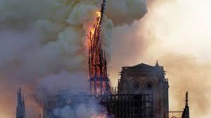 L'incendie de la Cathédrale Notre Dame de Paris Théorie du complot MAIS à qui profite le crime...... Ct110
