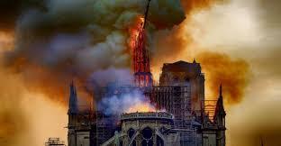 L'incendie de la Cathédrale Notre Dame de Paris Théorie du complot MAIS à qui profite le crime...... Ct210