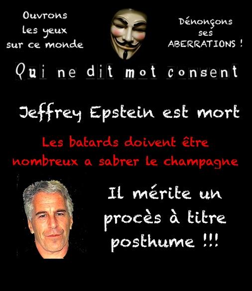 Jeffrey EPSTEIN Pédo-criminel - Maitre chanteur de certaines élites en utilisant les déviances pédophile est il seul ? Jthjk10