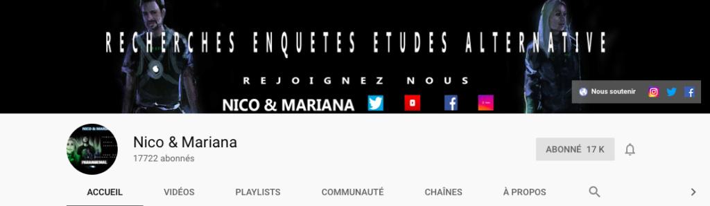 Lanceurs d'alerte ou chercheurs de vérité quelques chaines YouTube Nico__10