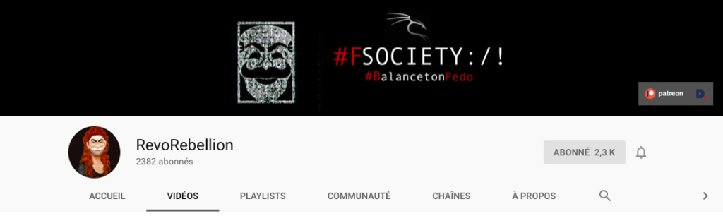 Lanceurs d'alerte ou chercheurs de vérité quelques chaines YouTube Revore10