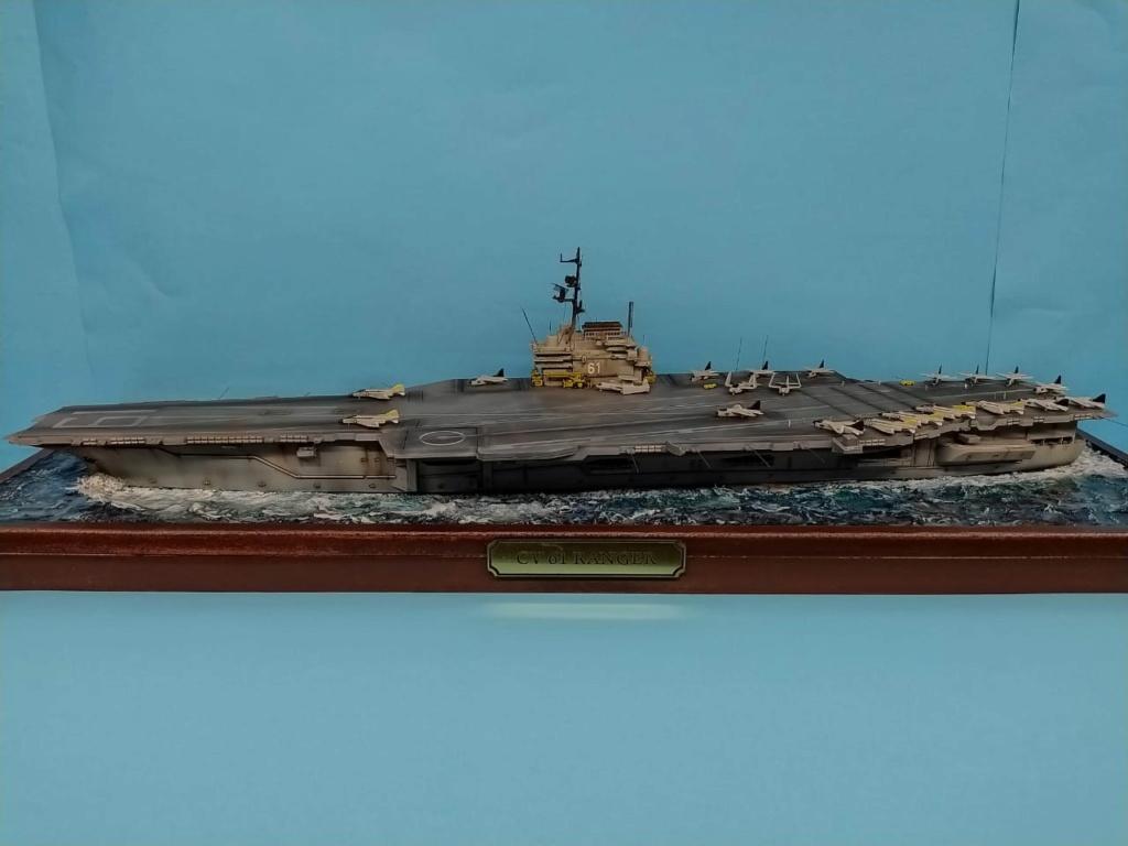 MT: CV 61 USS RANGER, Italeri 1/720 0120