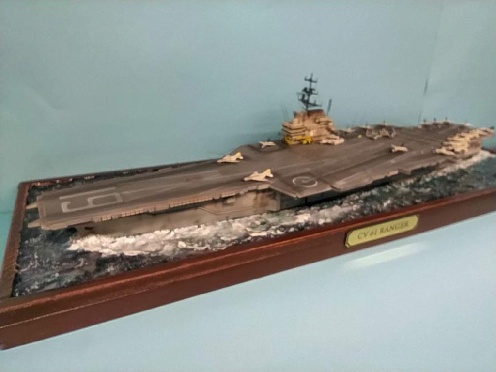 MT: CV 61 USS RANGER, Italeri 1/720 0222