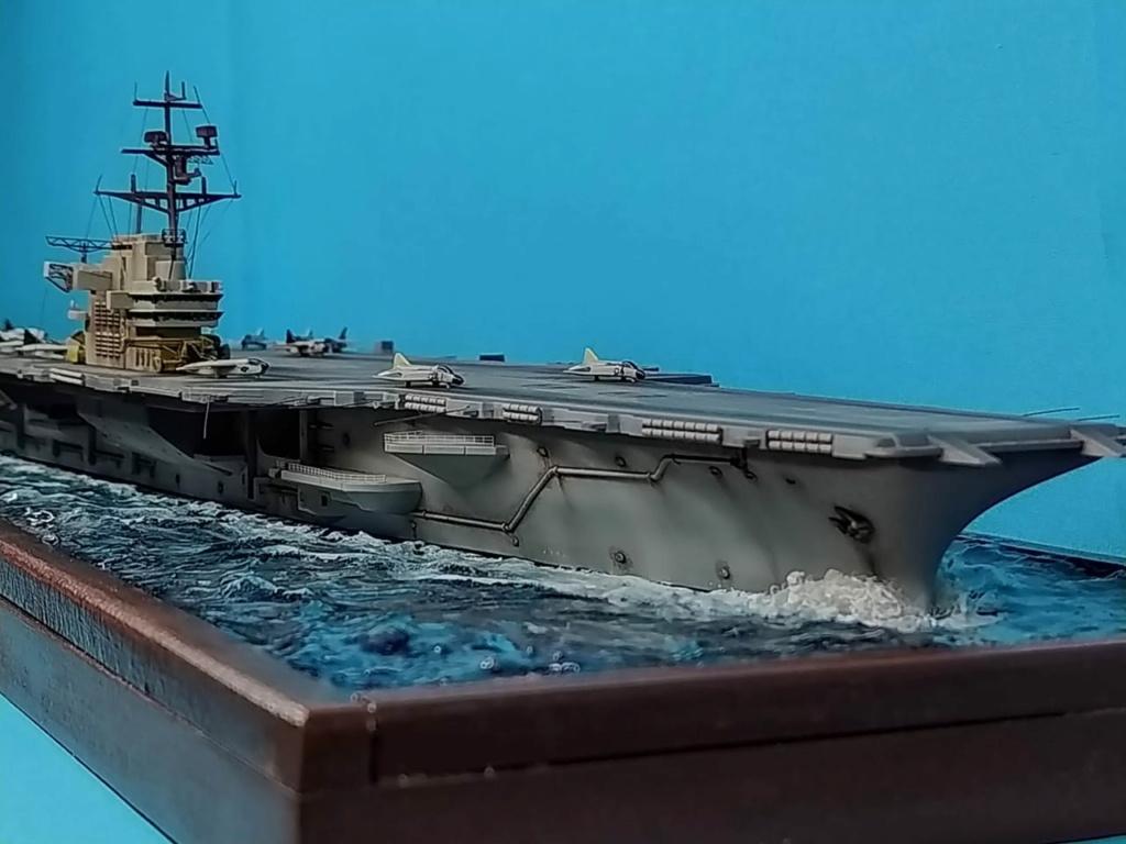 MT: CV 61 USS RANGER, Italeri 1/720 0423