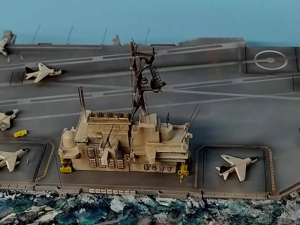 MT: CV 61 USS RANGER, Italeri 1/720 0522