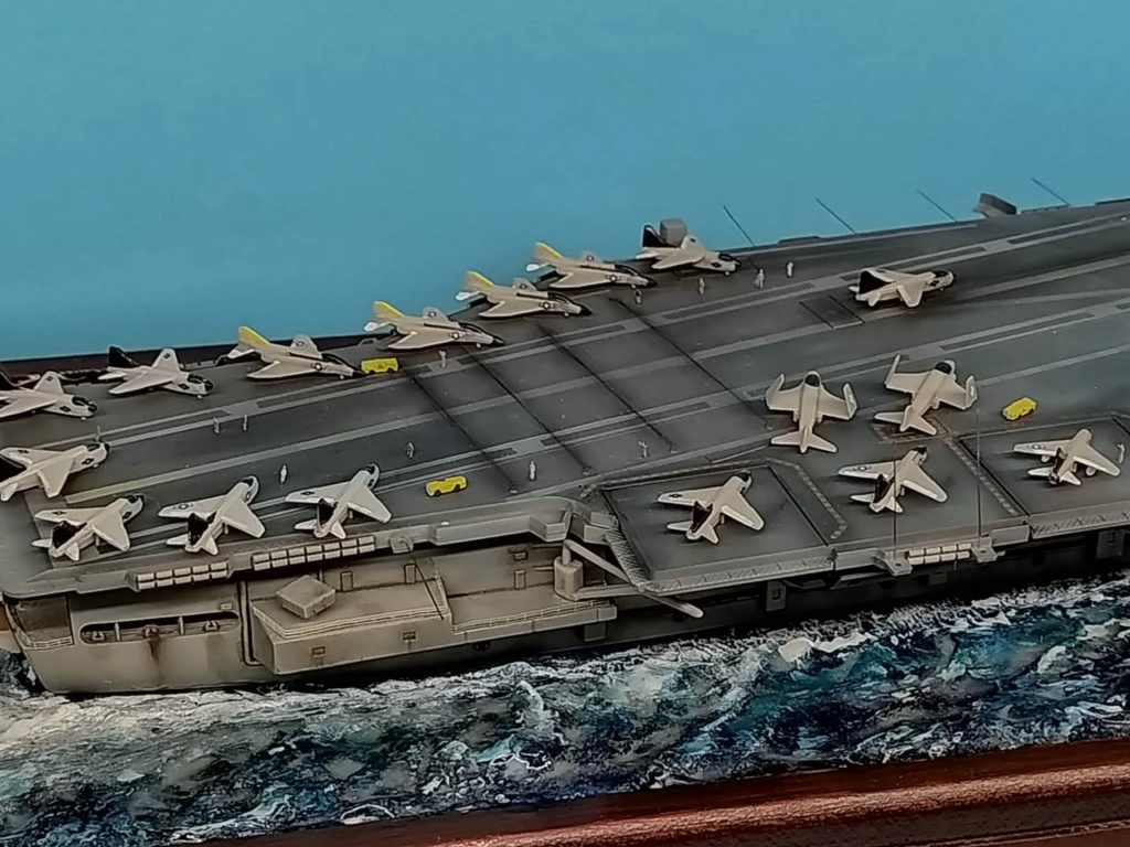 MT: CV 61 USS RANGER, Italeri 1/720 0622