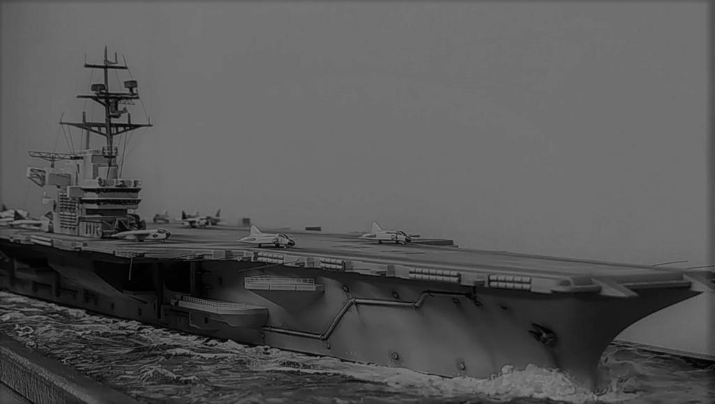 MT: CV 61 USS RANGER, Italeri 1/720 0722