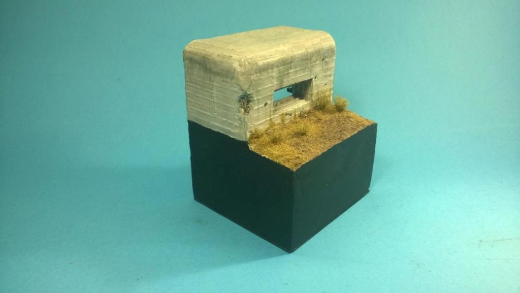 """MT: """"Der Bunker, Muro del Atlántico"""" (Proyecto Viñeta 10x10) 4012"""