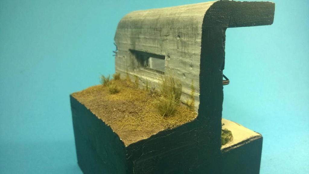 """MT: """"Der Bunker, Muro del Atlántico"""" (Proyecto Viñeta 10x10) 4112"""
