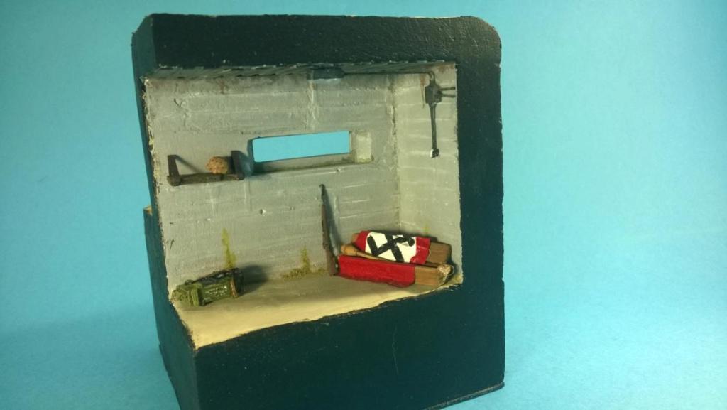 """MT: """"Der Bunker, Muro del Atlántico"""" (Proyecto Viñeta 10x10) 4212"""