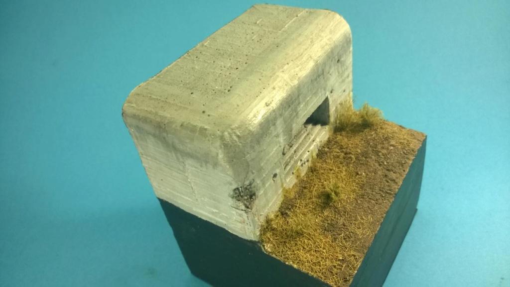 """MT: """"Der Bunker, Muro del Atlántico"""" (Proyecto Viñeta 10x10) 4312"""