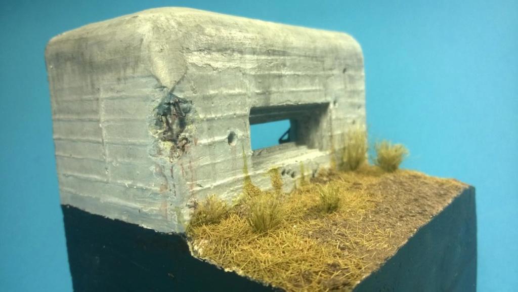 """MT: """"Der Bunker, Muro del Atlántico"""" (Proyecto Viñeta 10x10) 4412"""