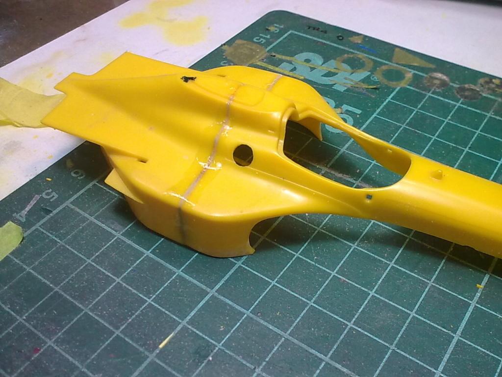 MeC: Jordan Peugeot 197 Revell AG 1/24. Image137
