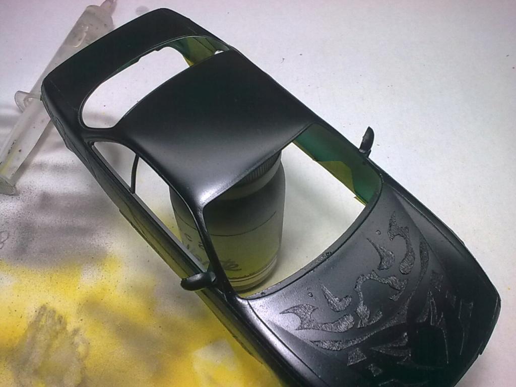 MeC: Nissan Silvia S14 Samurai Fujimi 1/24 Image307