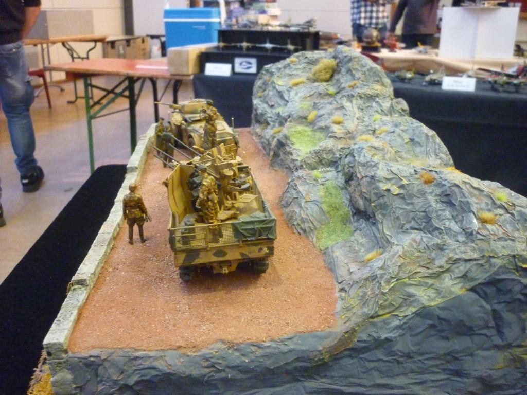 "Chasse au partisan - Yougoslavie 1943 ""Prinz Eugen"" - Autoblinda Ab 43 italeri + Sd.Kfz 7/1 2cm Flakvierling 38 +  6 personnages Alpine 1/35 - Page 7 P1100116"