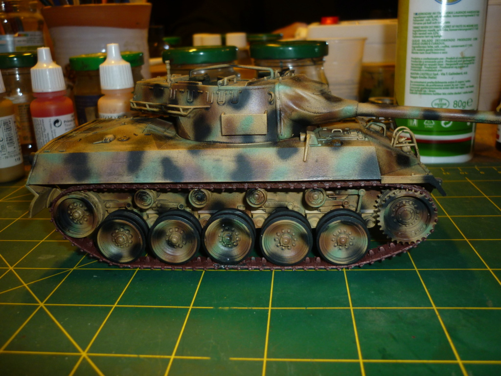 M-18 Hellcat, la guerre de ex-Yougoslavie P1110418