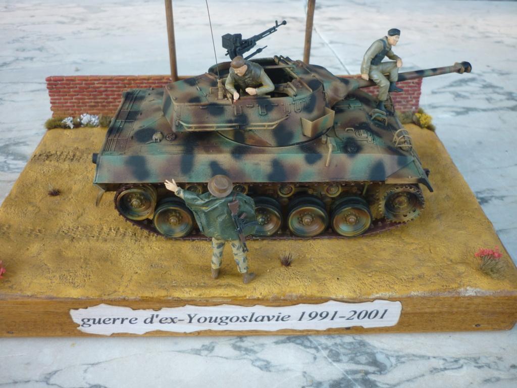 M-18 Hellcat, la guerre de ex-Yougoslavie P1110421