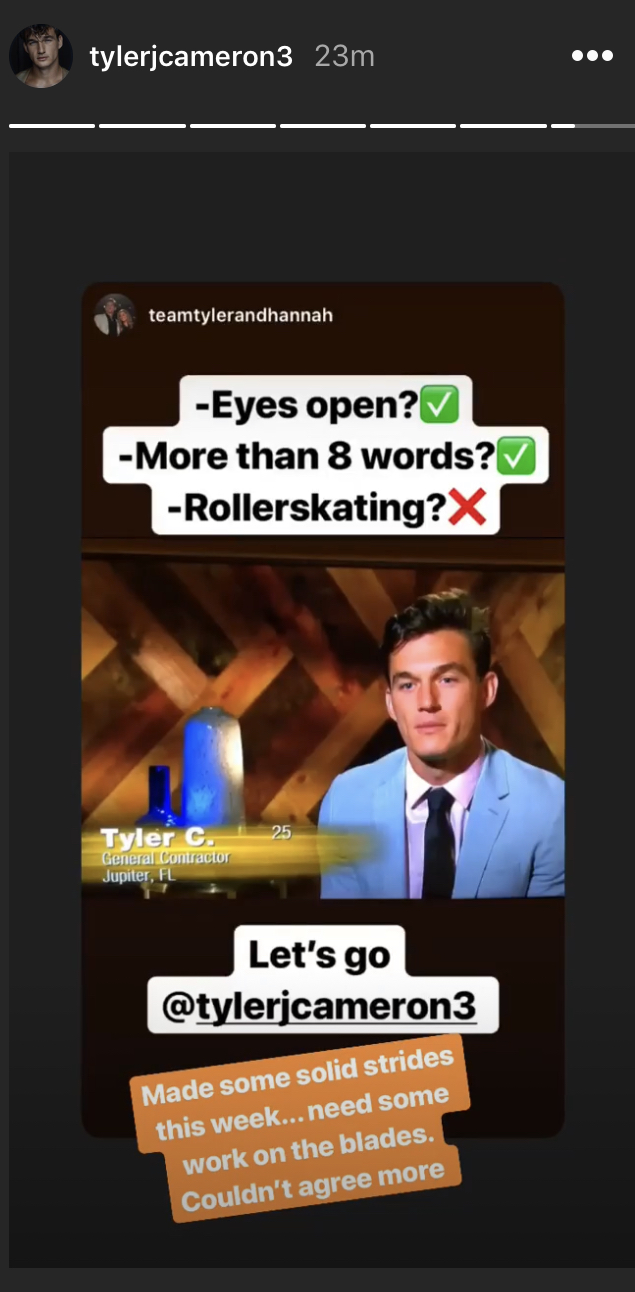 Bachelorette 15 - Tyler Cameron - **Sleuthing Spoilers** - Page 15 25868010