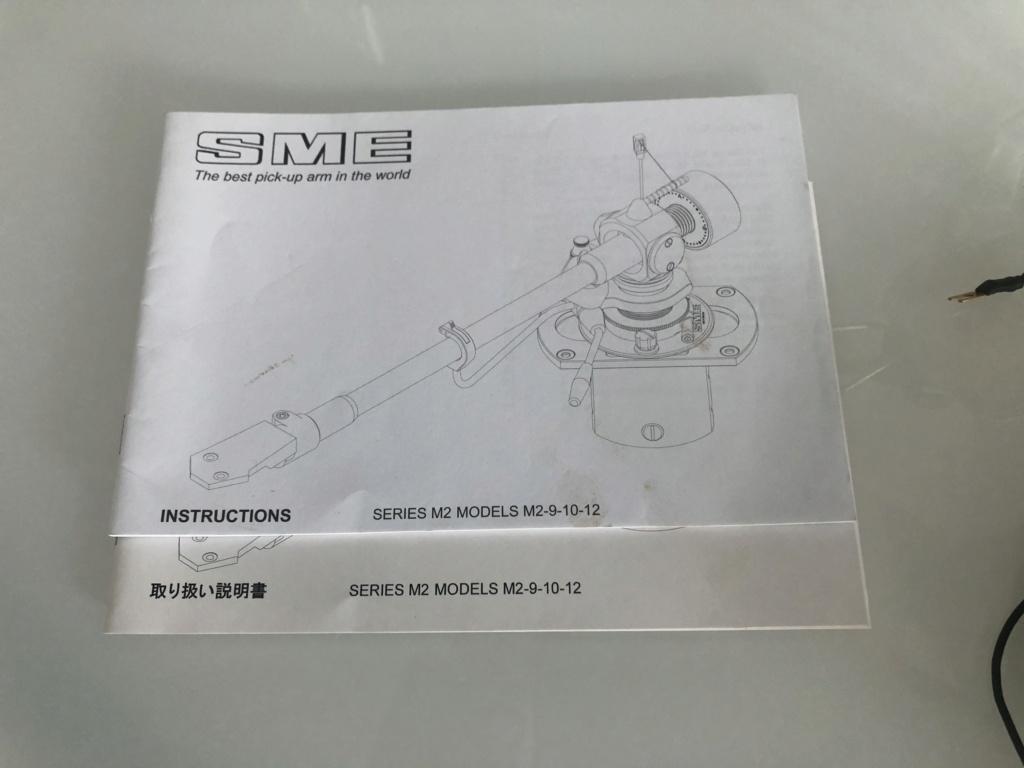 SME M2-10 Tonearm 2b819210