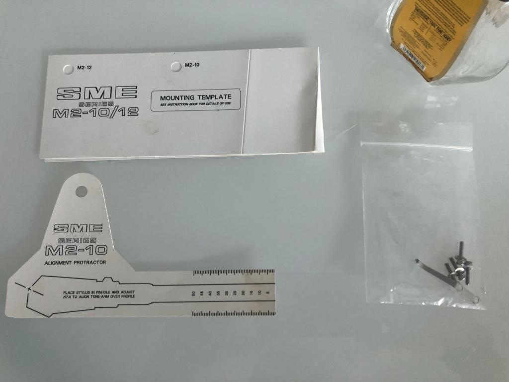 SME M2-10 Tonearm B1d63210