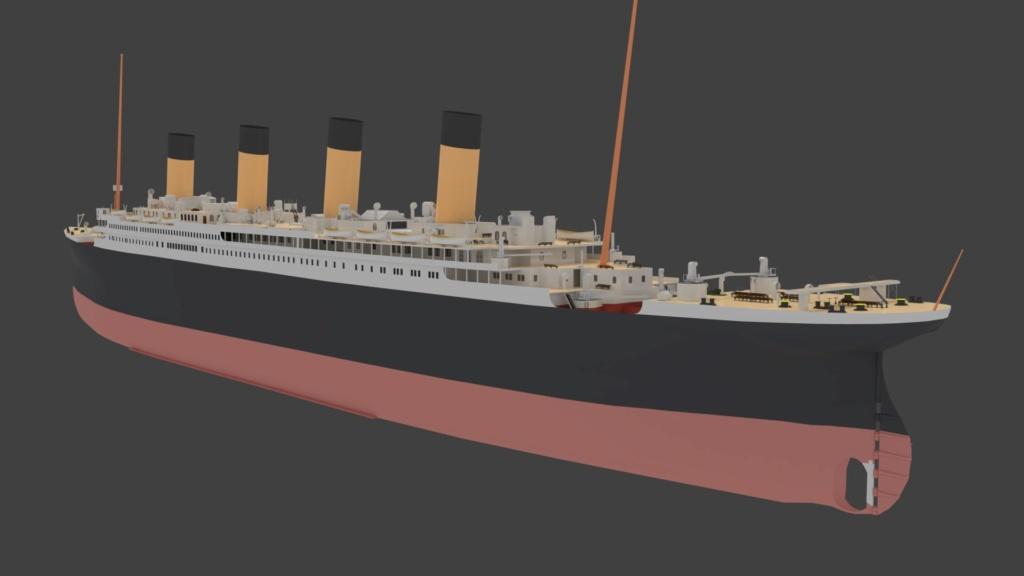 Titanic sous Blender - 21PhilC1 - Page 8 0311