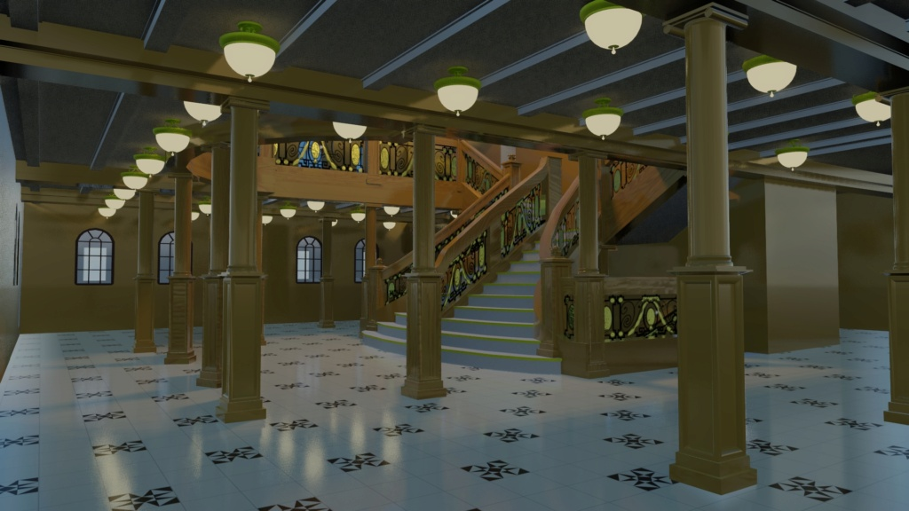 Titanic sous Blender - 21PhilC1 - Page 12 047710