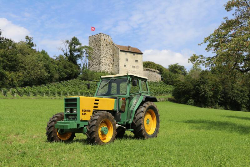 Bührer traktori  15181710