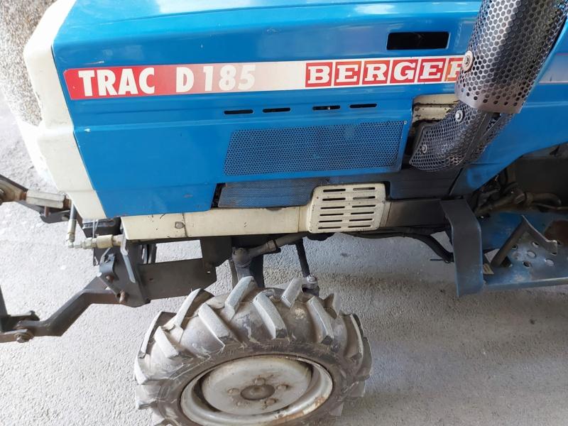 Traktori  Berger Trac 20210412