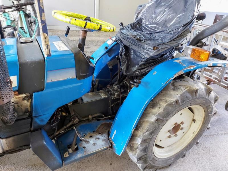 Traktori  Berger Trac 20210413