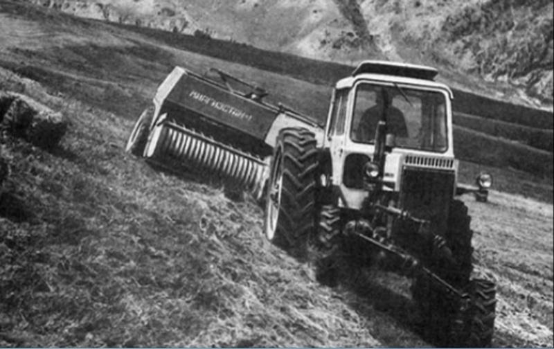 Traktori  MTZ  opća tema                             Belaru10