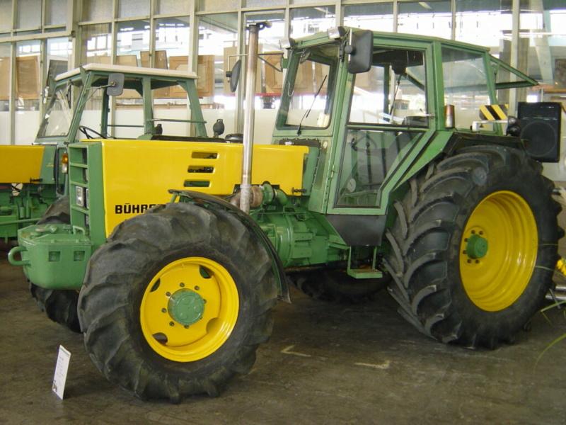 Bührer traktori  Buehre11