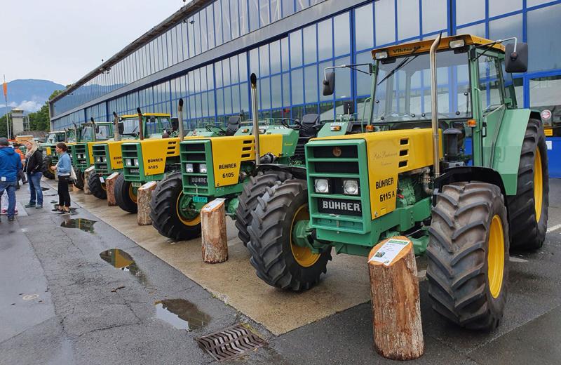 Bührer traktori  Buehre12