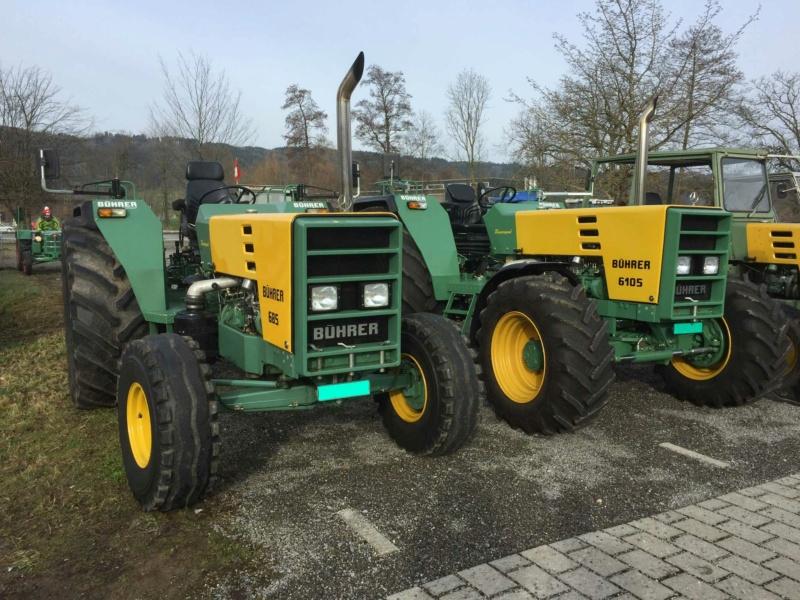 Bührer traktori  Gleich10