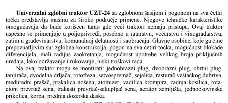 Traktori UZT 24                    Univer10